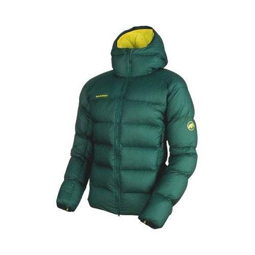 マムート MAMMUT Meron IN Hooded Jacket AF Men dark teal×canary品番:1013-00740【送料無料】【2020/5/21 00:00~5/23 23:59】