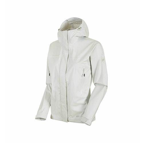 【送料無料】マムート MAMMUT MICROLAYER Jacket AF Women / dark white品番:1010-25352【2020/5/6 18:00~5/9 19:59】