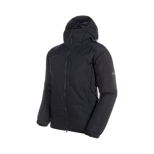 MAMMUT  【エントリーで最大19倍】【送料無料】マムート MAMMUT Whitehorn Pro IN Hooded Jacket AF Men / black品番:1013-01330〔19FW〕〔19fwclr〕【2020/02/21 10:00~2020/02/25 23:59】