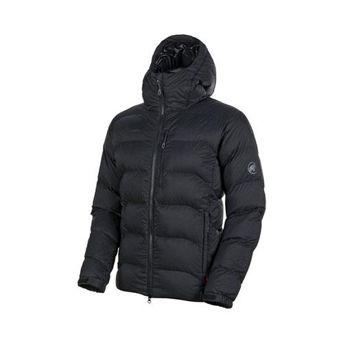 【4100円OFFクーポン】【送料無料】マムート MAMMUT Xeron IN Hooded Jacket AF Men / black品番:1013-00701【2019/10/4 20:00~10/14 9:59】