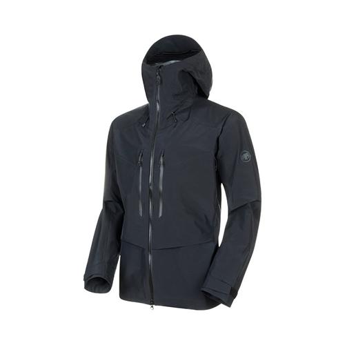 【クーポン3000円OFF】マムート MAMMUT Teton HS Hooded Jacket AF Men 2020SS / black品番:1010-27120〔20SS〕【送料無料】【2020/5/5 00:00~5/9 19:59】
