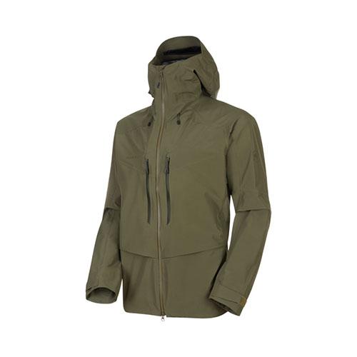 【クーポン3000円OFF】マムート MAMMUT Teton HS Hooded Jacket AF Men / iguana品番:1010-27120【送料無料】【2020/5/5 00:00~5/9 19:59】