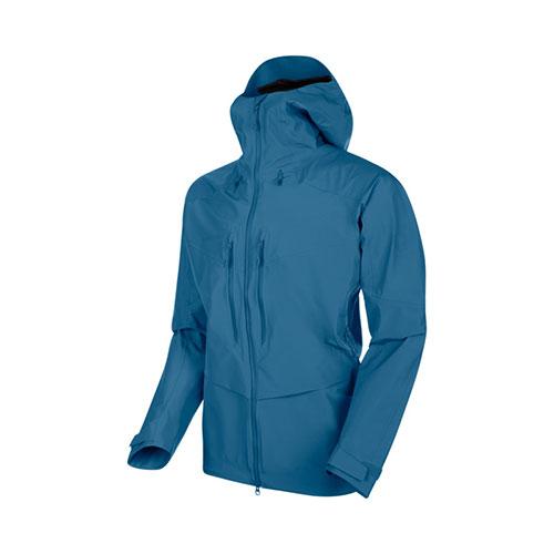 マムート MAMMUT Teton HS Hooded Jacket AF Men / sapphire品番:1010-27120【送料無料】〔19FW〕〔19fwclr〕【2020/02/05 15:00~2020/02/6 15:59】
