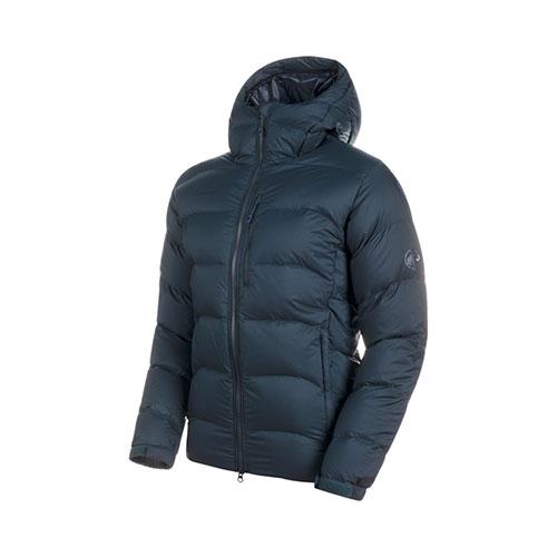 【4100円OFFクーポン】【送料無料】マムート MAMMUT Xeron IN Hooded Jacket AF Men / dark wing teal品番:1013-00701【2019/10/4 20:00~10/14 9:59】