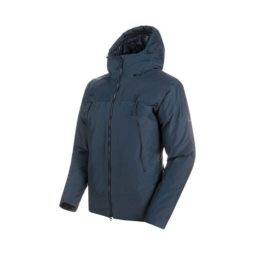 MAMMUT  【送料無料】マムート MAMMUT Crater SO Thermo Hooded Jacket AF Men / dark wing teal品番:1011-00780〔19FW〕〔19fwclr〕【2020/02/05 15:00~2020/02/6 15:59】