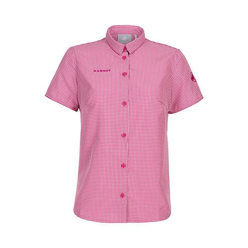 マムート MAMMUT Aada Shirt Women / sundown品番:1015-00590〔20SS〕【送料無料】【2020/5/21 00:00~5/23 23:59】