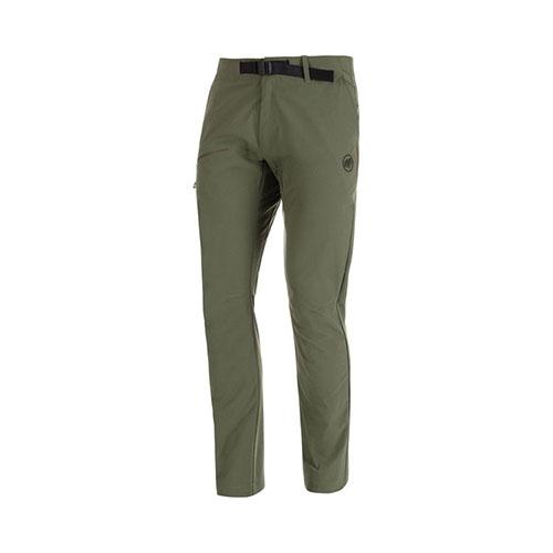 【送料無料】マムート MAMMUT AEGILITY Slim Pants AF Men / dark olive品番:1022-00271【2020/5/6 18:00~5/9 19:59】