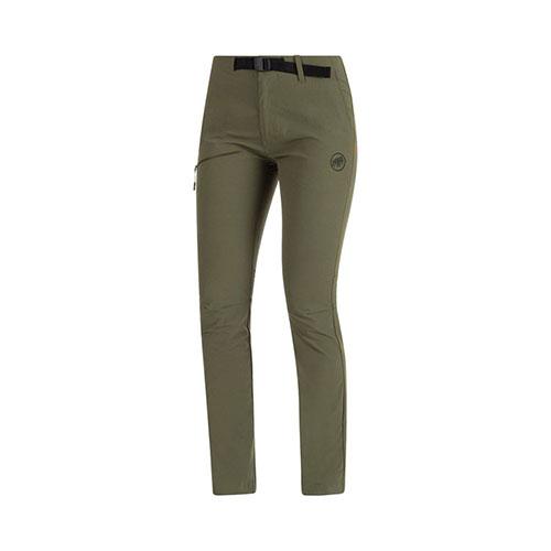 【クーポン500円OFF】【送料無料】マムート MAMMUT AEGILITY Slim Pants AF Women / dark olive品番:1022-00281【2020/5/5 00:00~5/9 19:59】