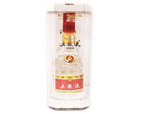 (常温)【冷凍便同梱不可】五粮液 (ごりょうえき) 500ml | 古樹軒 ゴリョウエキ ごりょうえき 中国 高級 白酒 ギフト お祝い 手土産