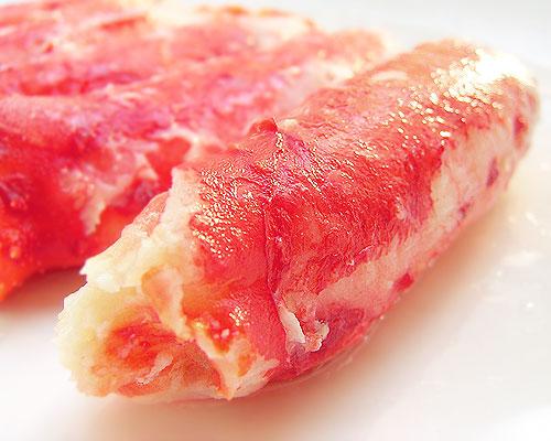 (冷凍)たらば蟹 特棒(ロシア産) 600g | 古樹軒 高級 品 食材 食品 タラバ 冷凍 剥き身 中華料理 販売 通販 お取り寄せ 美味しい おいしい グルメ