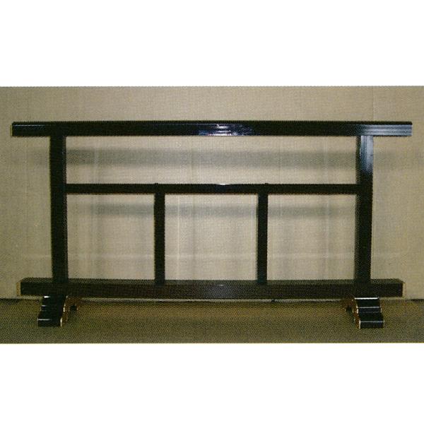 アルミ製 屋内用結界 1型 4尺 巾120cm×高さ60cm【配送区分:h】宅配便のみ・一部地域除き||送料無料||