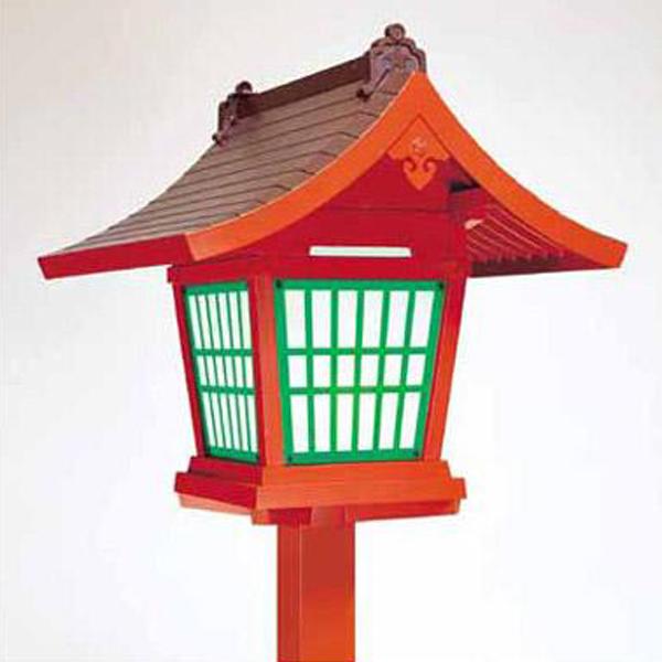 アルミニウム製 献灯籠(献灯篭) 宮島 1基