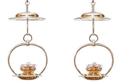 輪灯 真鍮製磨き仕上げ 最上(京都製) 8寸【配送区分:h】宅配便のみ・一部地域除き||送料無料||