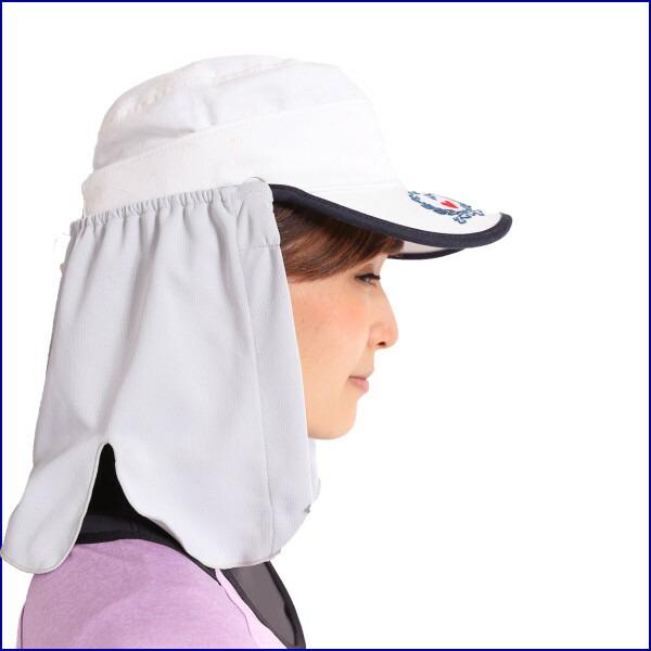 ... UV cut neck guard UV rays protection UV care good sun block sun screen  protection tennis ... badf15d0c9b