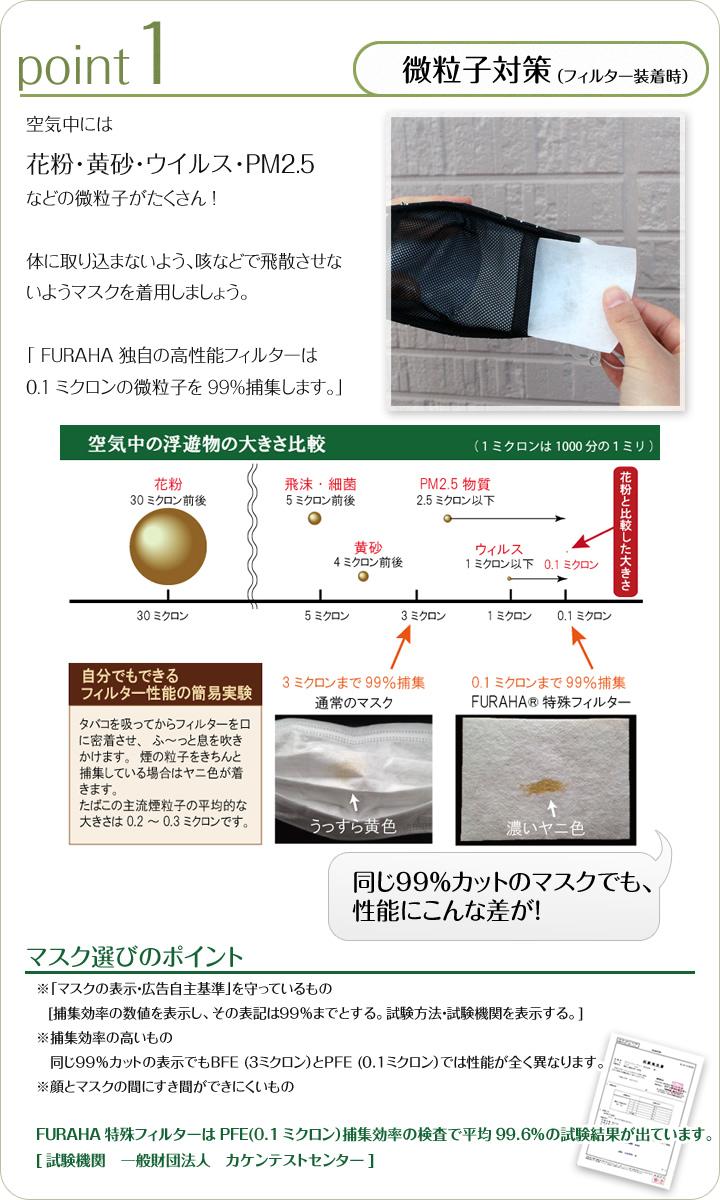 时尚掩码 (水洗面膜 + 高性能滤波器 20 件) 日本作出粉色黑色 Wulf et al 是面具花粉防病毒措施 PM2.5 措施面具 Kosa 措施 UV 即晚安面膜儿童面具多功能设计掩盖了冬天玩具