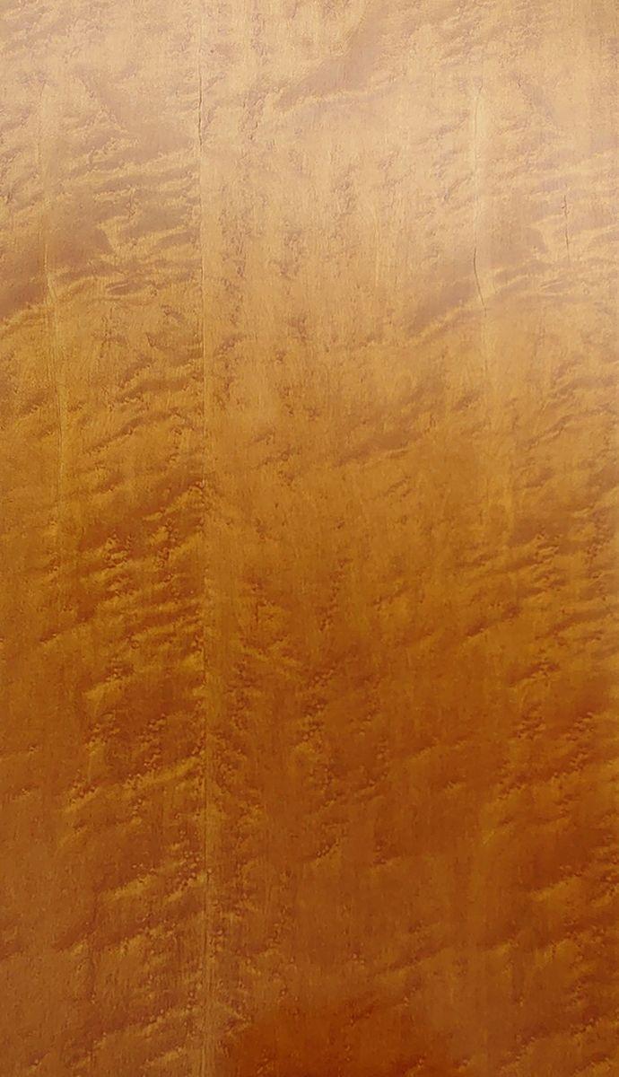 \1枚からお届け 今ダケ送料無料 突板 バーズアイメープル ブラウン色塗装 ベニヤ 練付 化粧 合板 木材 つきいた 突き板 突板合板 x 915mm 2.5mm 1820mm 天然木 18%OFF ツキ板