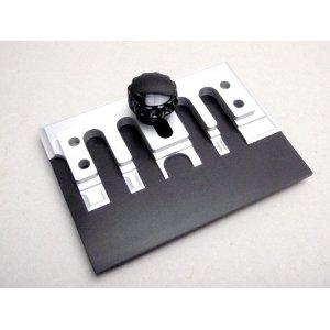 エッチングベンダー 曲げ治具 プラモデル エッチングパーツの曲げ加工に便利 100×75mm ディティールアップ