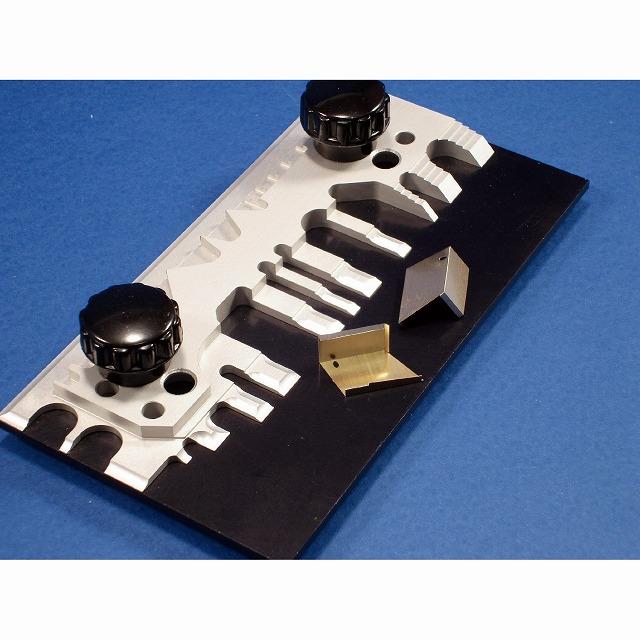 エッチングベンダー 曲げ治具 プラモデル エッチングパーツの曲げ加工 ディティールアップ SMS004