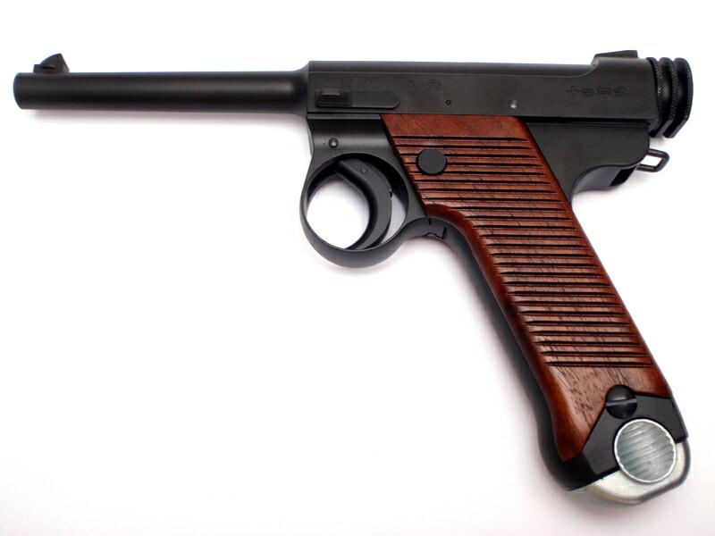 CAW 南部十四年式拳銃 前期型 ダミーモデルガン 日本軍 Numbu 14