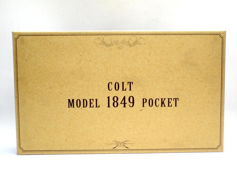 CAW 驹 M1849 口袋 HW 假人模型