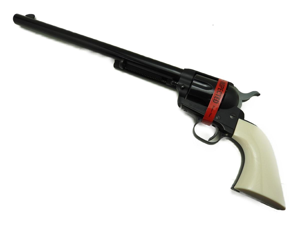 中古 ランパントクラシック SAA45 バントライン 銃 発火式モデルガン 未発火 未使用品 新品同様