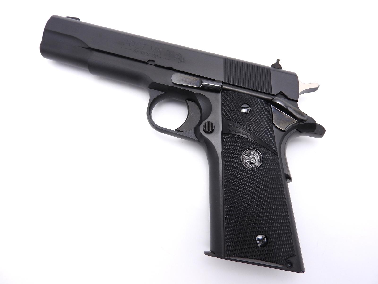 さらば あぶない刑事 エラン モデルガン M1911 タカカスタム タカモデル 発火 ブローバック 銃