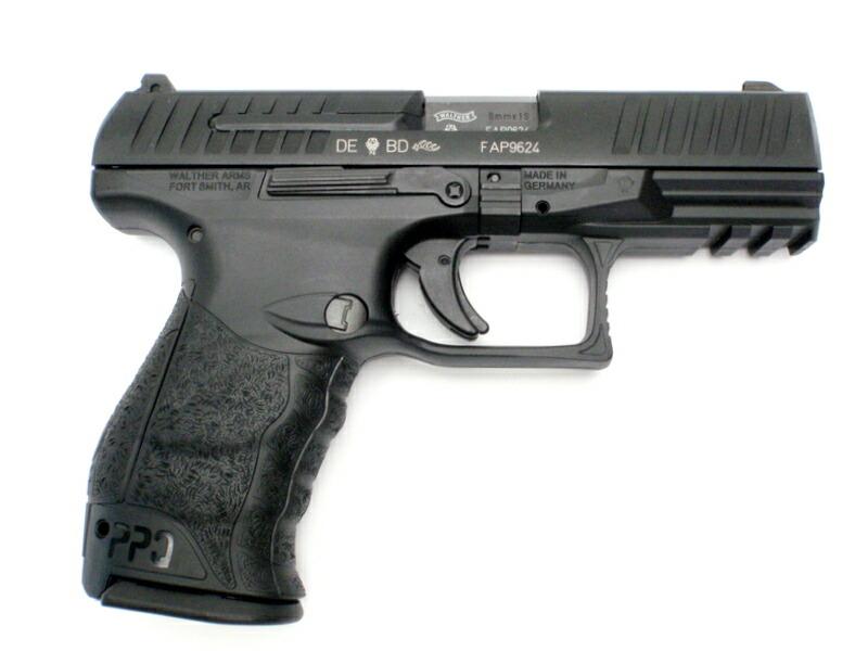 【エントリー全会員P10倍】 ウマレックス Umarex ワルサー PPQ M2 ブローバック ガスガン サバゲー 銃 ハンドガン【18歳以上用】