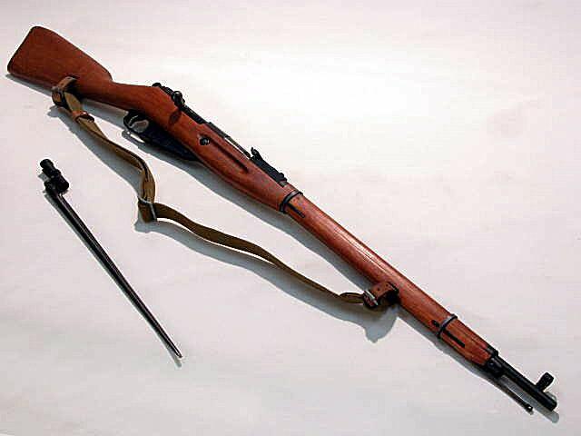 【エントリー全会員P10倍】 KTW モシンナガン M1891/30 歩兵銃 ロシア ソビエト連邦 サバゲー 銃 グッズ エアガン スリング付 18歳以上用