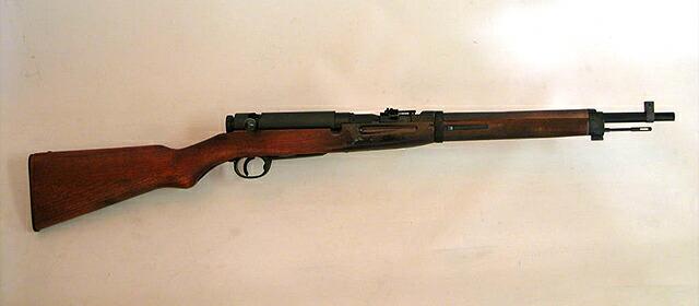 KTW 坂类型 38 骑兵枪日本军队步枪气枪