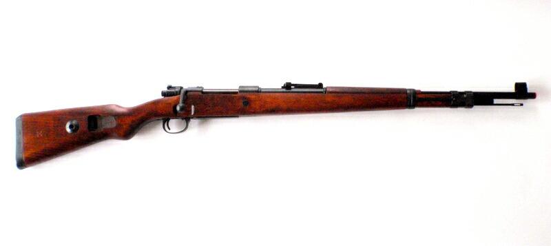 タナカ ドイツ軍 モーゼル98k モデルガン ライフル 木製ストック