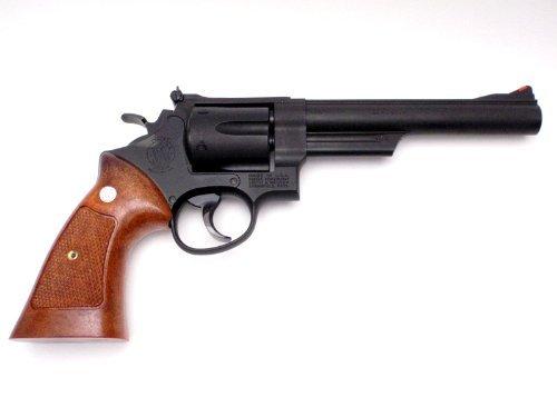 """タナカ S&W M29 6.5インチ カウンターボアード """"ダーティハリーモデル"""" ヘビーウェイト ガスガン 18歳以上用"""