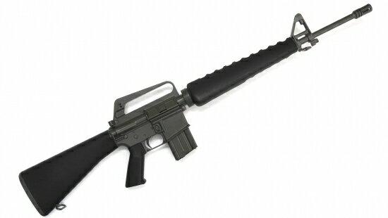 マルシン M16A1 PF ブラック 発火モデルガン ブローバック 銃 完成品