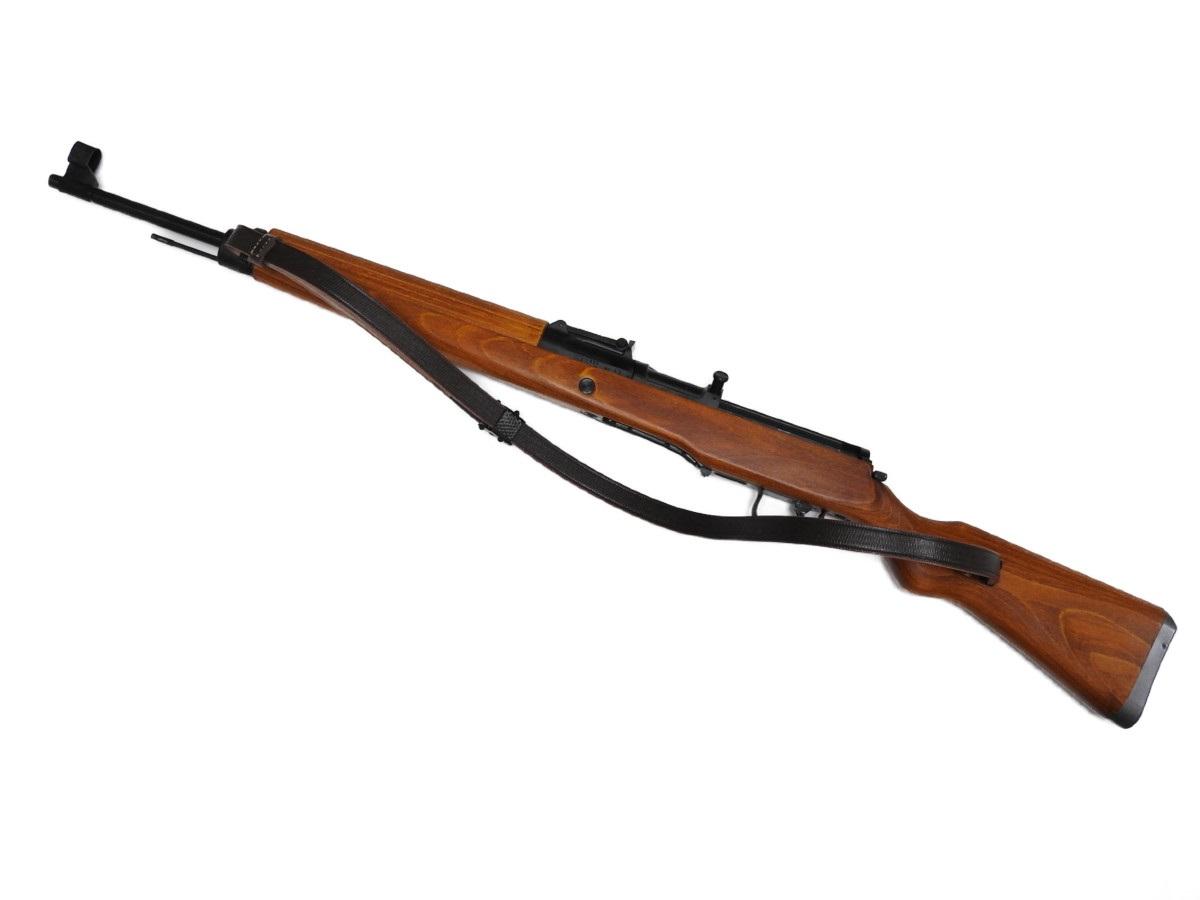 【エントリー全会員P10倍】 ショウエイ 松栄 GEW43 Gewehr 43 G43 ブローバック エアガン ライフル ドイツ軍 スリング付 18歳以上 18禁 新品