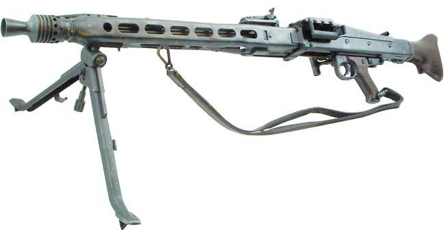 ドイツ軍 S&T MG42 AEG マシンガン 電動ガン 18歳以上用 銃 エアガン サバゲー 新品
