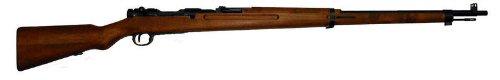 S&T アリサカ 三八式歩兵銃 38式歩兵銃 日本軍 ライフル エアガン 18歳以上用 木製ストック サバゲー 銃 グッズ
