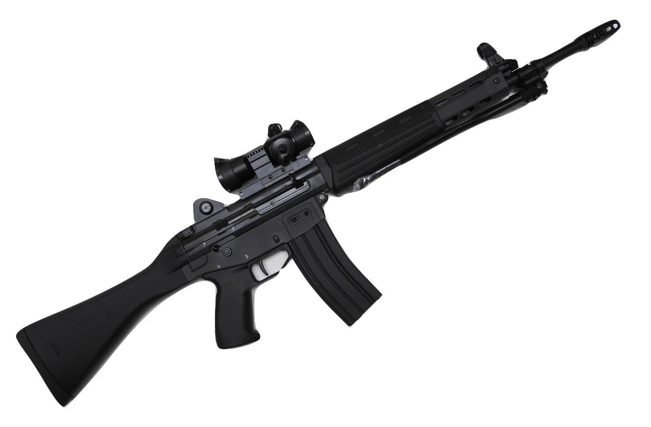 東京マルイ 89式小銃 電動ガン 光像式照準器 スコープ 18歳以上 サバゲー 銃 グッズ エアガン 2点セット