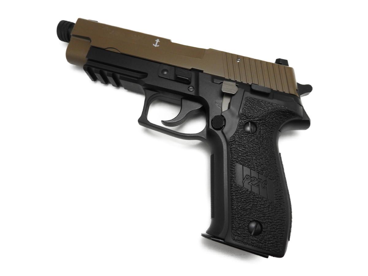 タナカ ツートンモデルガン タナカワークス TANAKA WORKS モデルガン 2020A W新作送料無料 P226 MK25-TB ツートン ダークアース ブローバック ブラック フレーム 銃 EVO2 4537212009379 発火式 新色追加して再販 HW