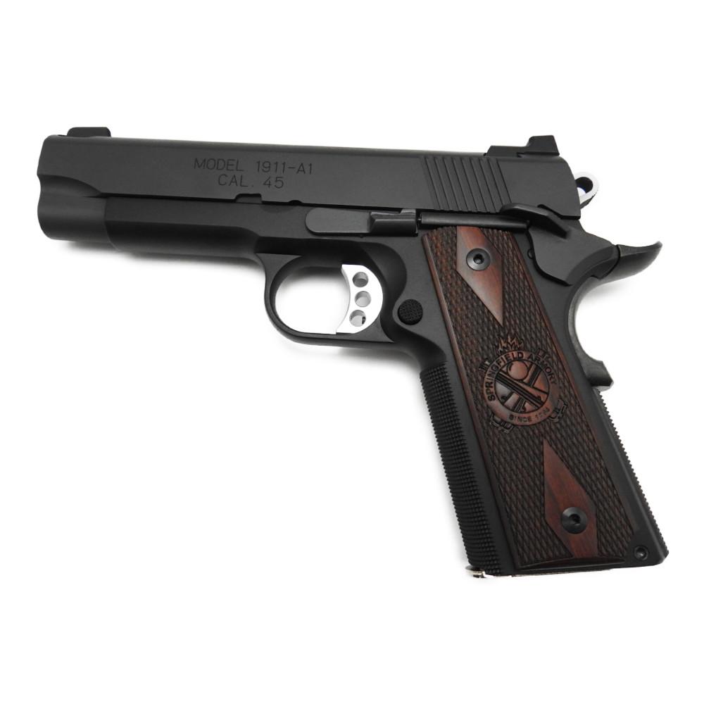 【エントリー全会員P10倍】 BWC スプリングフィールド CARRY PORTED SFA 発火 モデルガン Colt コルト M1911A1 銃