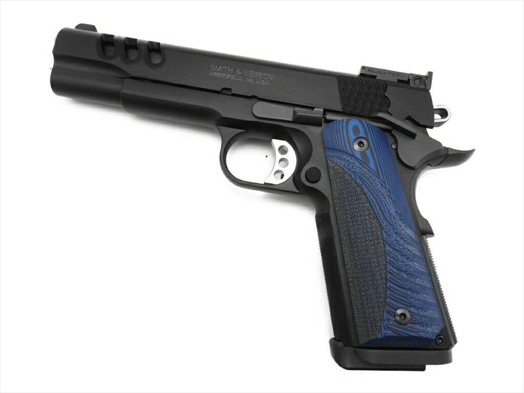 【エントリー全会員P10倍】 BWC 発火 モデルガン S&W SW1911 PC Performance Center ブラック 45ACP 銃 新品