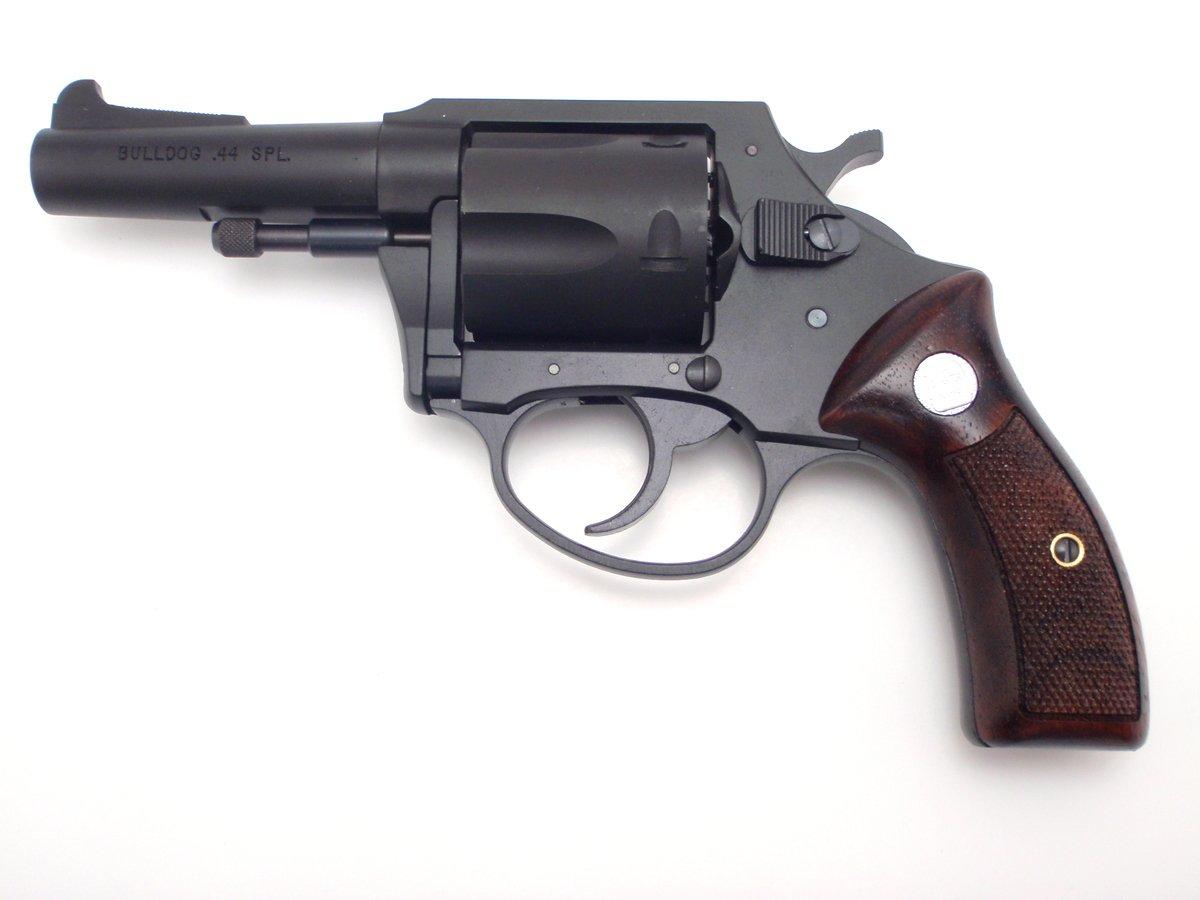 CAW Mule チャーターアームズ ブルドッグ サービスサイズ チェッカー セット 発火 モデルガン