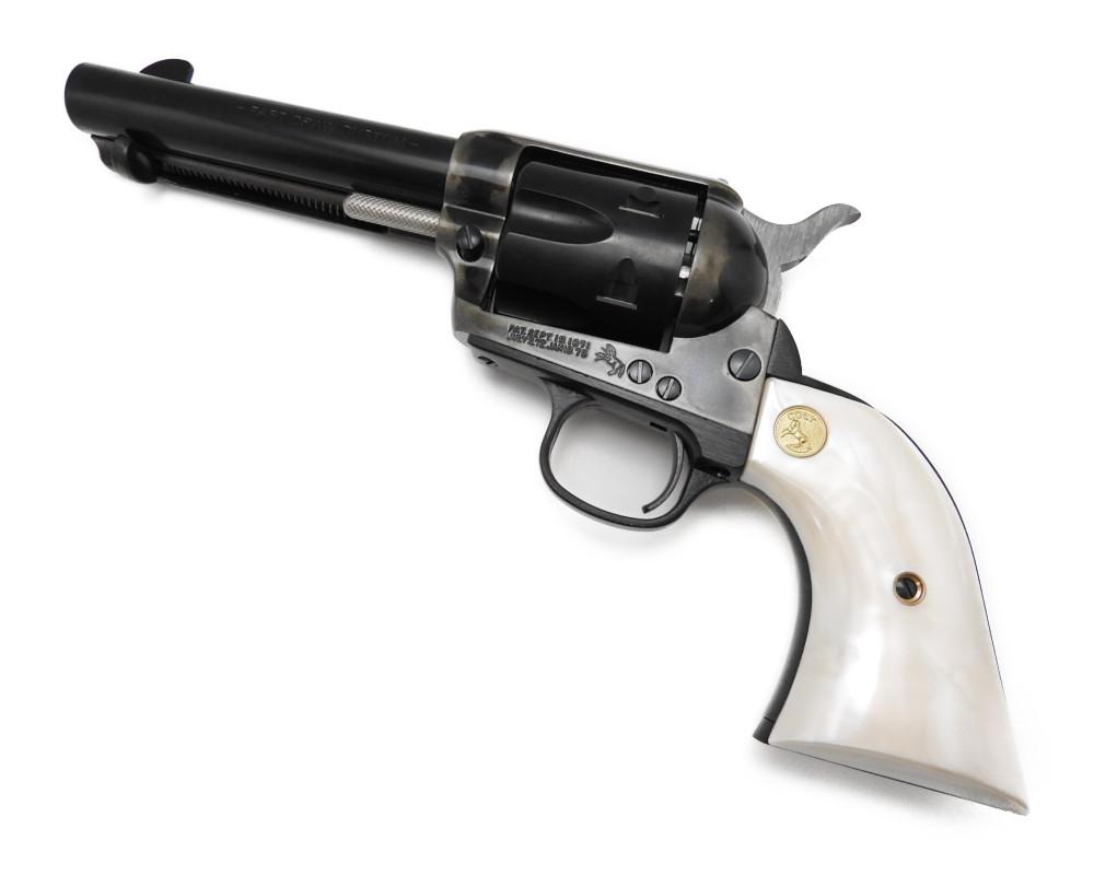 発火式 モデルガン FDC ベーシック HWS ハートフォード ケースハードン 完成品 銃 ウエスタン