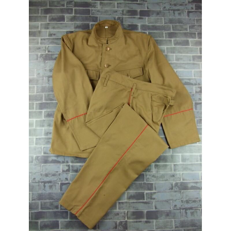 日本陸軍 三八式軍衣 上下軍服 高級複製品 サバゲー 日本軍