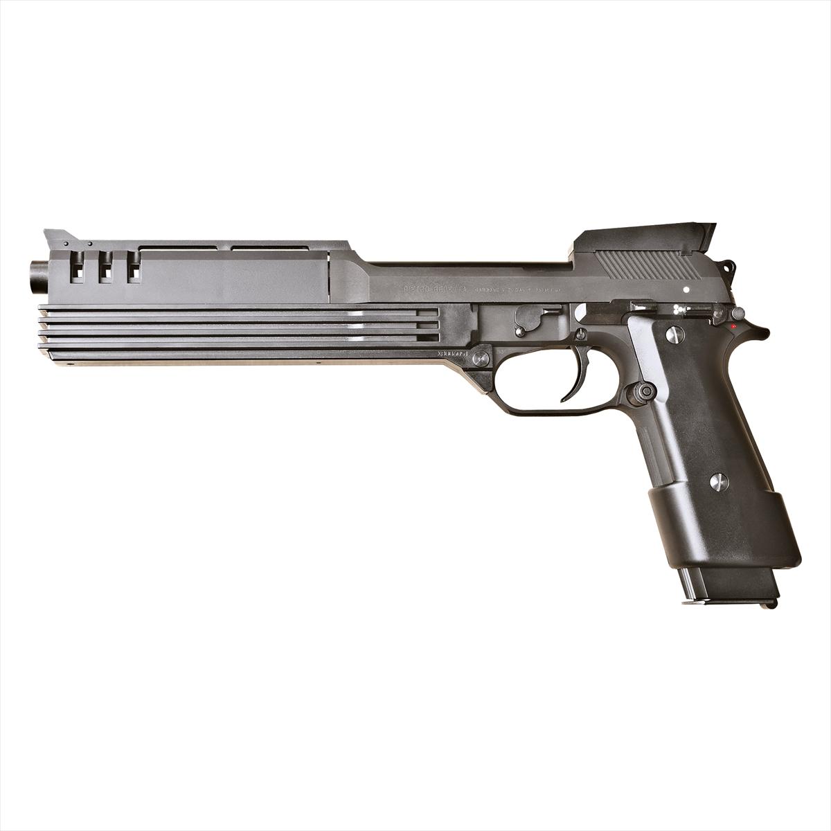 KSC オート9C HW ガスガン エアガン ガスブローバック 銃 6mmBB 18歳以上 019370