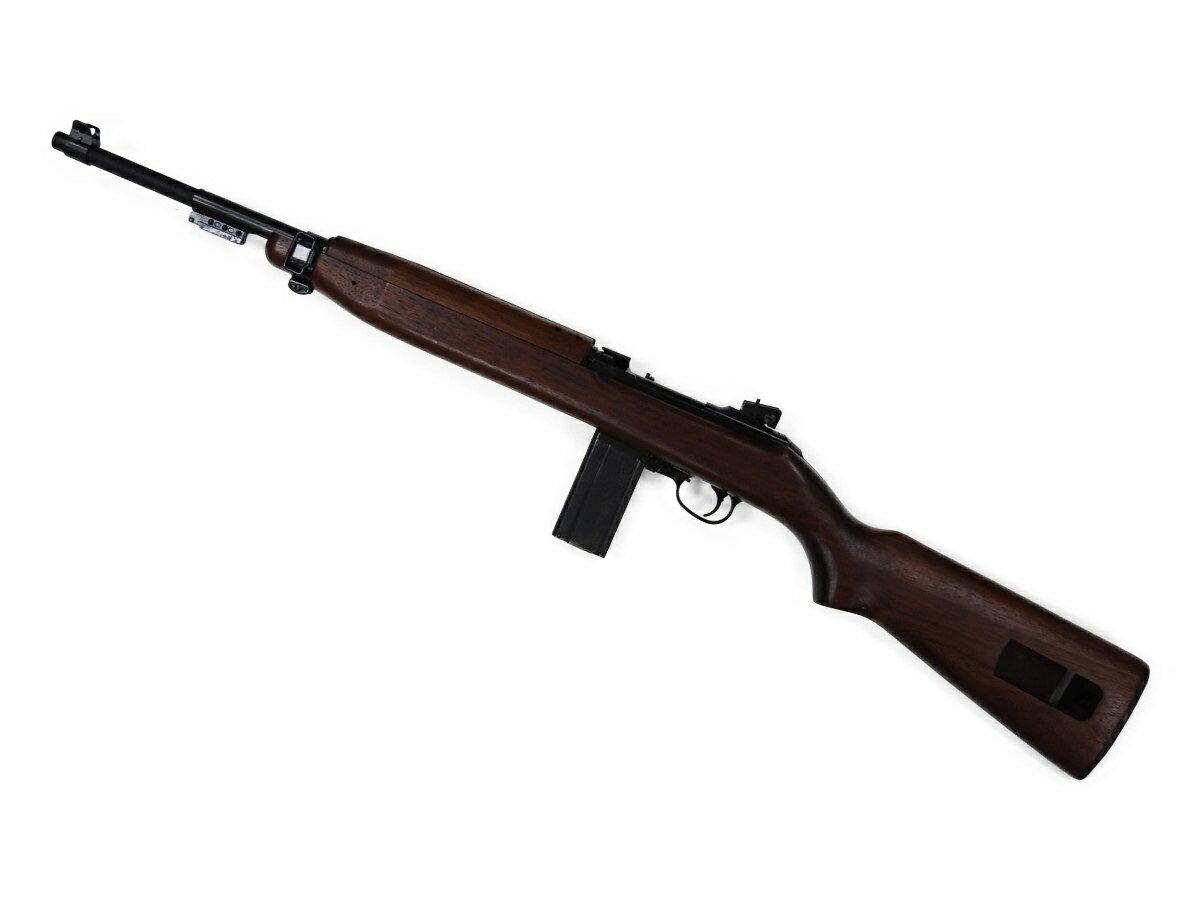 【エントリー全会員P10倍】 マルシン US M1カービン CO2 ガスライフル ウォルナット ストック 6mm BB弾 ガスガン ライフル 18歳以上 小径バルブ マガジン 銃