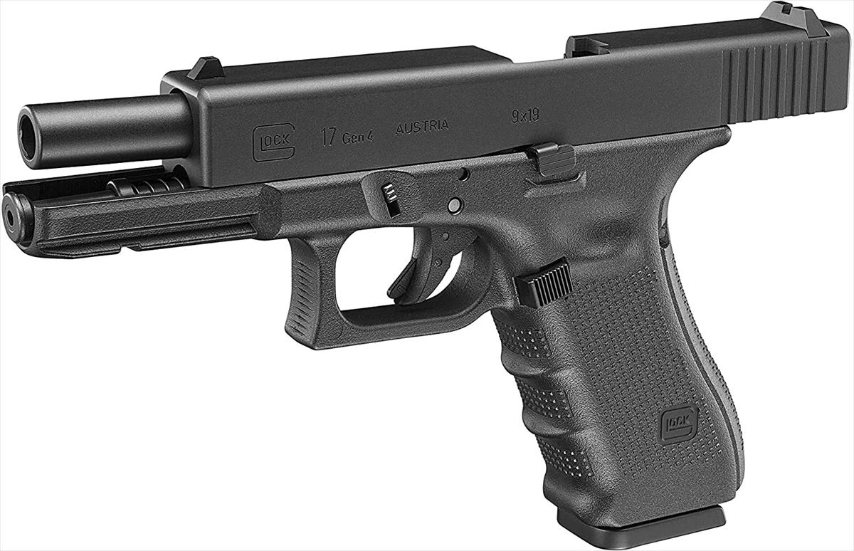 【エントリー全会員P10倍】 東京マルイ ガスガン グロック17 Gen4 Glock17 ガスブローバック エアガン 18歳以上
