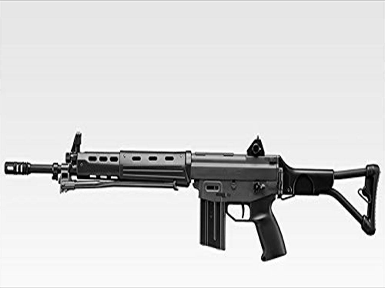 【エントリー全会員P10倍】 東京マルイ ガスガン 89式小銃 折曲銃床型 エアガン 銃 5.56mm小銃 第一空挺団 18歳以上 新品