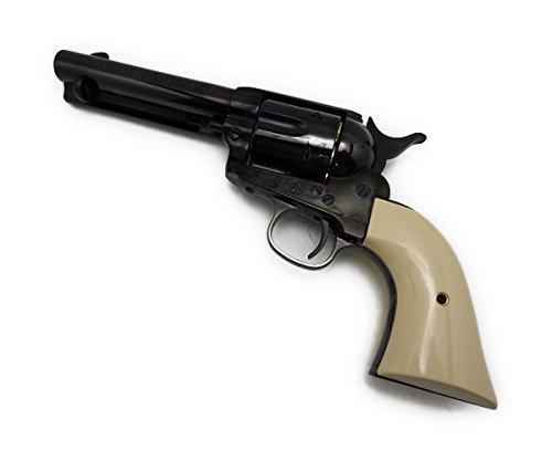 マルシン コルト SAA45 ピースメーカー Xカートリッジ Wディープブラック ABS ガスガン 銃 ガスリボルバー 6mmBB 18歳以上
