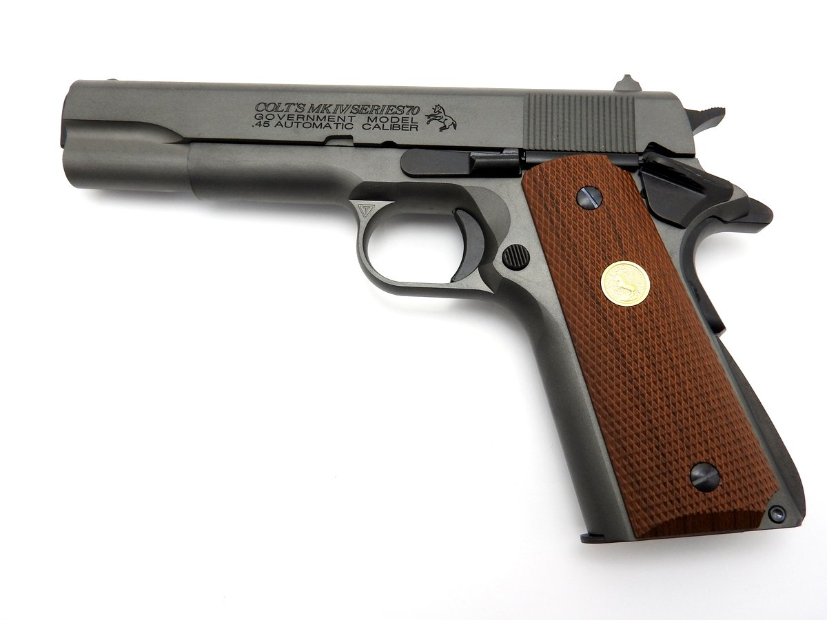 タニオコバ シリーズ70 GM-7 GM7 シリーズ70 銃 発火式 モデルガン ブローバック モデルガン オープンデトネータ仕様 銃, トウワチョウ:88dab0f9 --- sunward.msk.ru