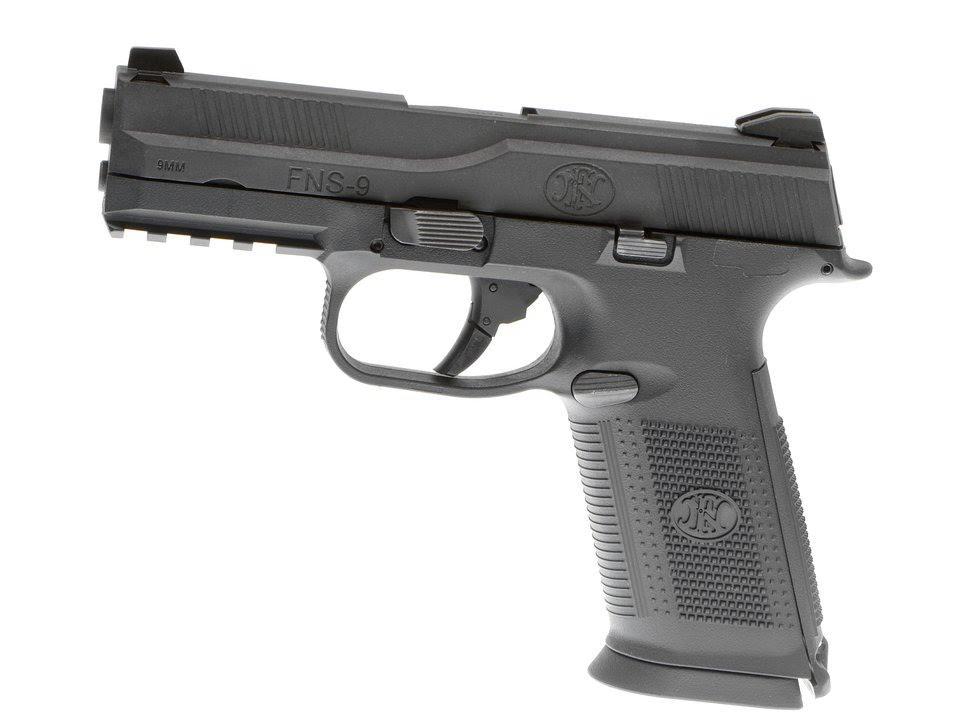 CyberGun FN Herstal FNS-9 ガスガン ガスブローバックピストル サイバーガン ブラック ジャパンVer 銃 エアガン 18歳以上 新品