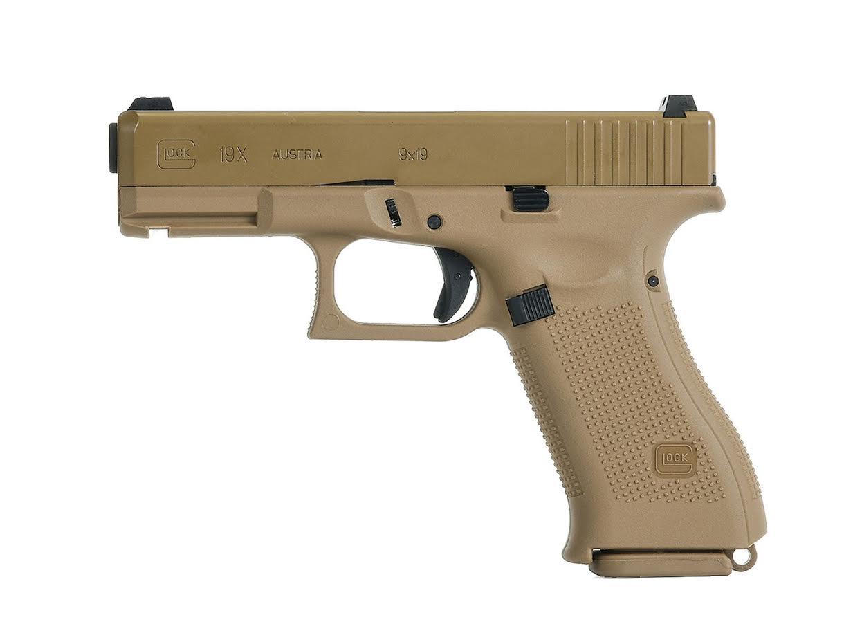 【エントリー全会員P10倍】 Umarex ガスガン グロック19 Glock19 コヨーテタン ウマレックス 銃 エアガン 18歳以上 新品